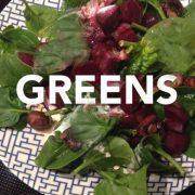 Eat your Greens, denn grüne Gemüsearten sind für das Auge besonders wichtig.