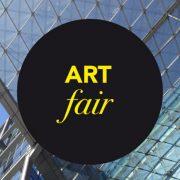 Art Basel, eine der wichtigsten Kunstmessen in Europa.