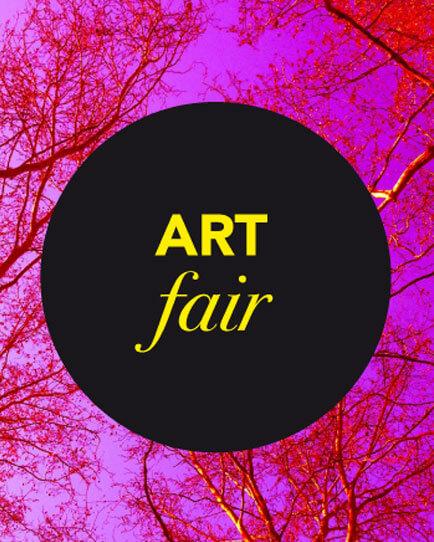 Die Frieze Art in London, eine wichtige Kunstmesse, die hip und frech zugleich ist.