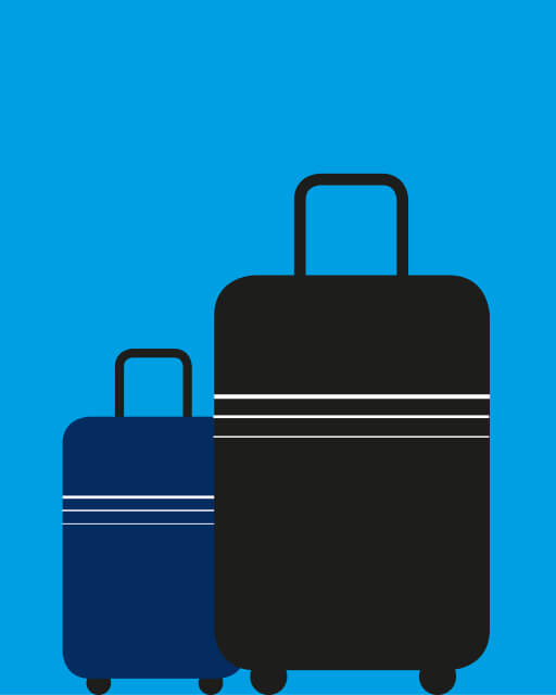 Die drei wichtigsten Tipps zum Kofferpacken