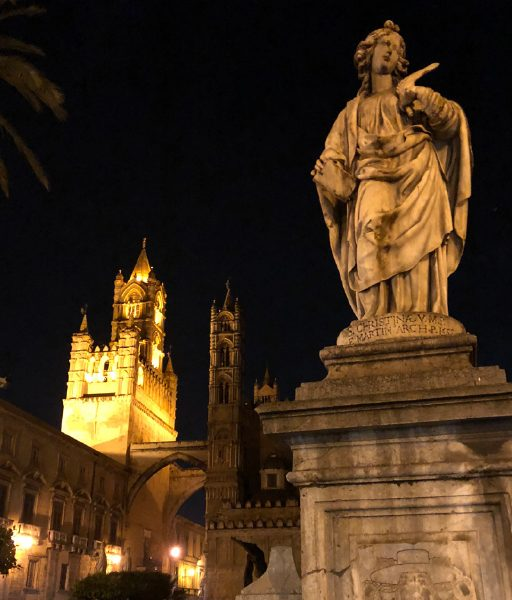 Palermo ist eine Reise wert. Kunst, Kultur und hervorragendes Essen von Morgens bis Abends.