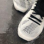 Laufen im Regen ist gut für die Gesundheit und fördert laut einer Studie die Kreativität.